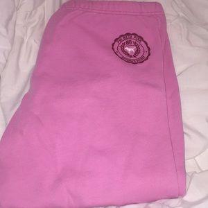VS Pink Lounge Sweatpants
